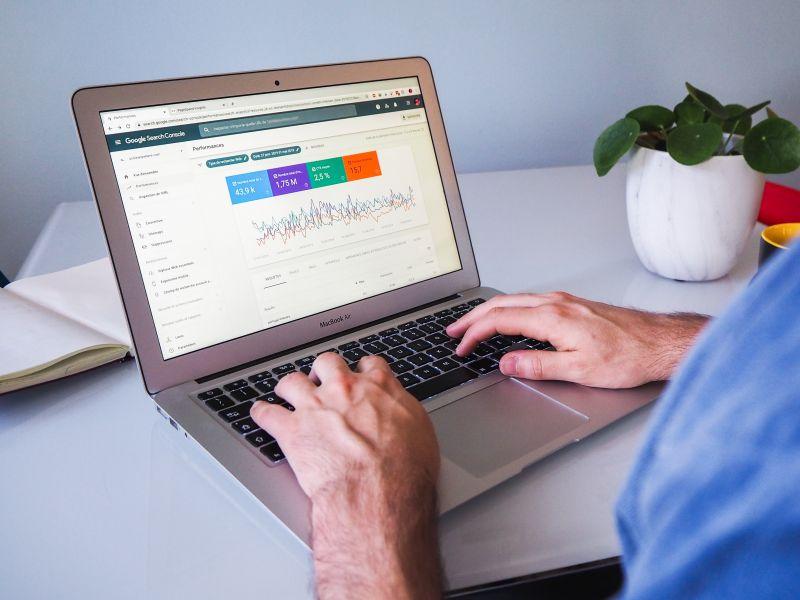 Zoekmachine Optimalisatie via More Online Marketing