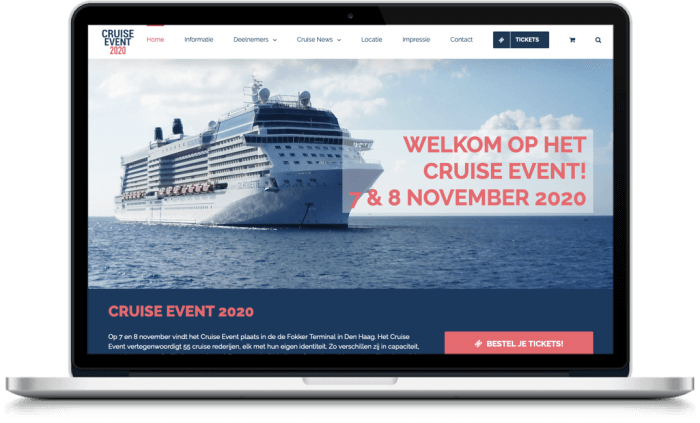 Samenwerking Cruise Event en More Online Marketing 2021