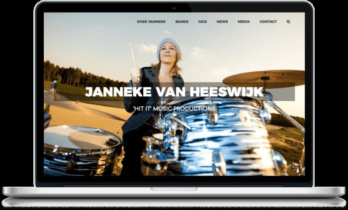 Samenwerking Janneke van Heeswijk en More Online Marketing