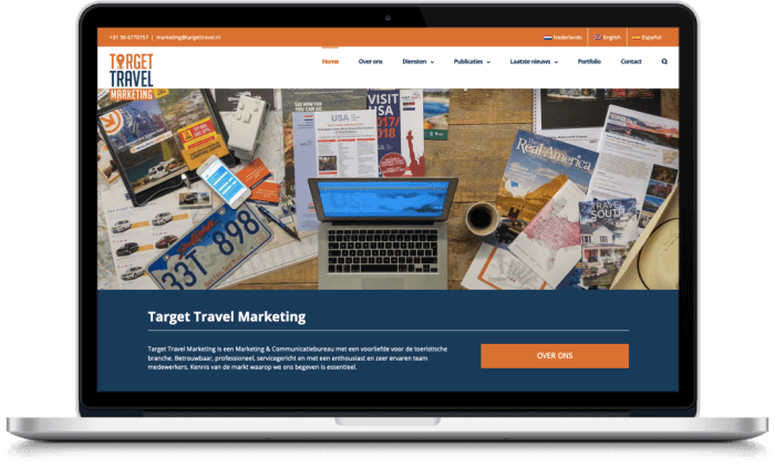 Samenwerking Target Travel Marketing en More Online Marketing 2021