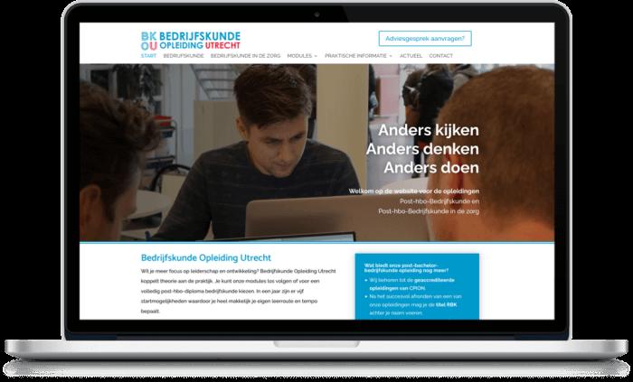 Samenwerking tussen Bedrijfskunde Opleiding Utrecht en More Online
