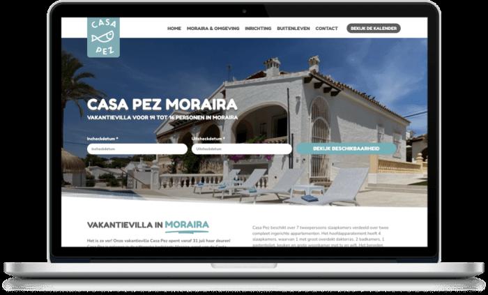 Samenwerking tussen Casa Pez en More Online